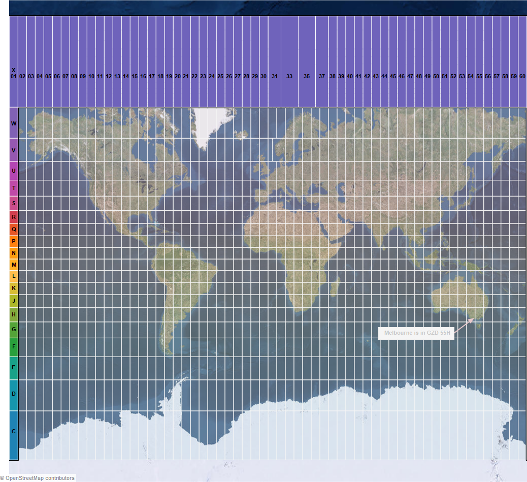 MGRS Coordinates In Tableau The Last Data Bender - Mgrs maps for sale